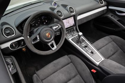 2019 Porsche 718 ( 982 ) Spyder 112