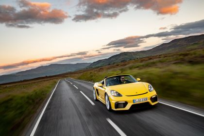 2019 Porsche 718 ( 982 ) Spyder 133