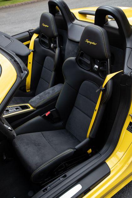2019 Porsche 718 ( 982 ) Spyder 167