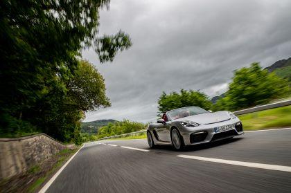 2019 Porsche 718 ( 982 ) Spyder 265