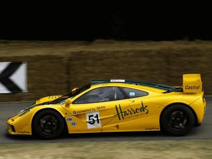 1995 McLaren F1 GTR 6