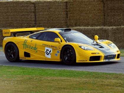 1995 McLaren F1 GTR 7