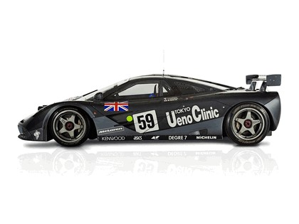 1995 McLaren F1 GTR 11
