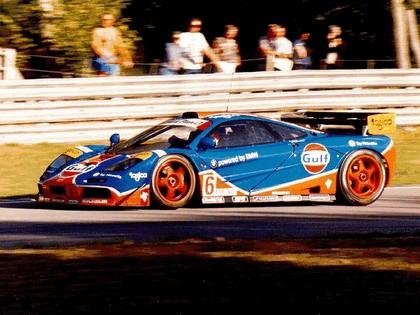1995 McLaren F1 GTR 18