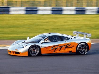 1995 McLaren F1 GTR 20