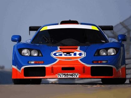 1995 McLaren F1 GTR 21
