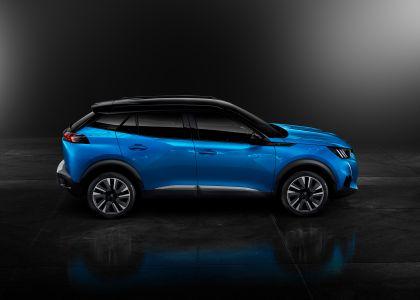 2020 Peugeot e-2008 4