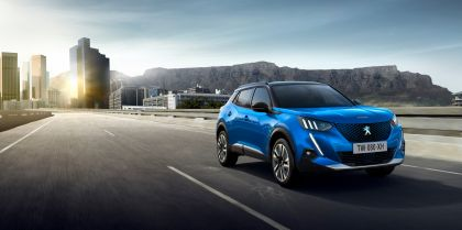 2020 Peugeot e-2008 13