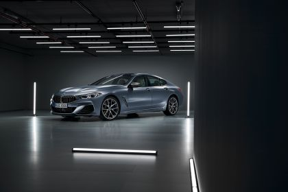 2020 BMW M850i ( G16 ) xDrive Gran Coupé 4