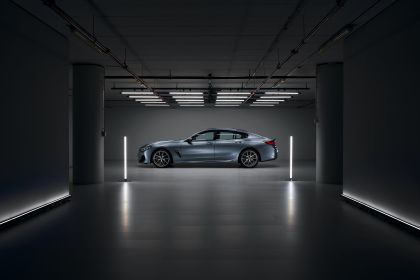 2020 BMW M850i ( G16 ) xDrive Gran Coupé 5