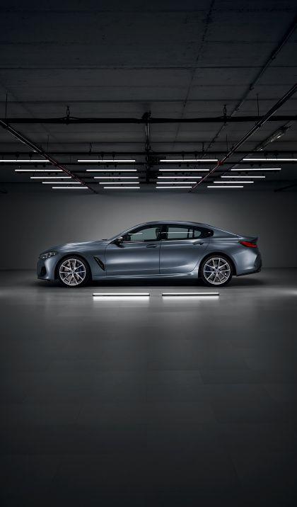 2020 BMW M850i ( G16 ) xDrive Gran Coupé 8