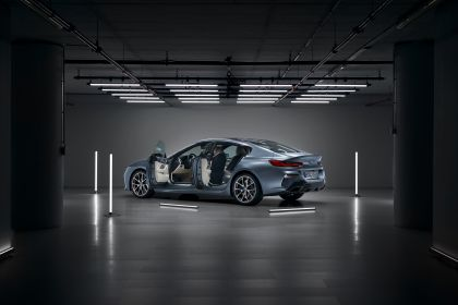 2020 BMW M850i ( G16 ) xDrive Gran Coupé 11