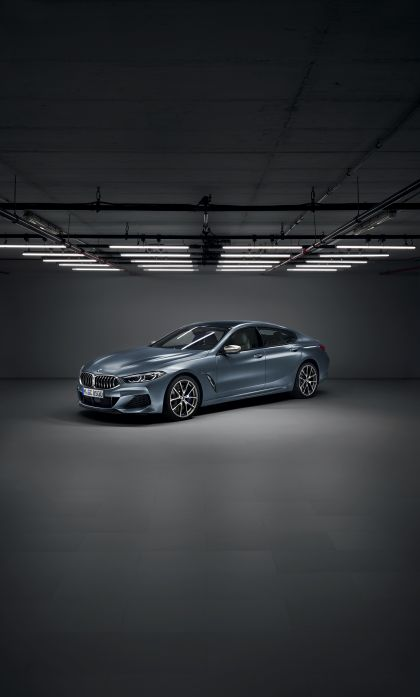 2020 BMW M850i ( G16 ) xDrive Gran Coupé 14
