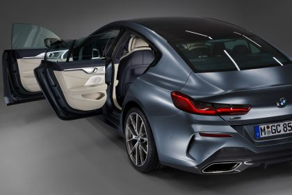 2020 BMW M850i ( G16 ) xDrive Gran Coupé 27