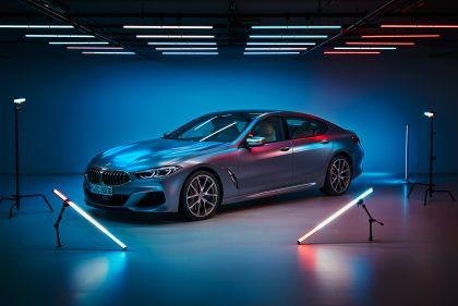2020 BMW M850i ( G16 ) xDrive Gran Coupé 39