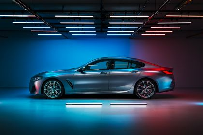 2020 BMW M850i ( G16 ) xDrive Gran Coupé 43