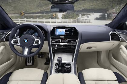 2020 BMW M850i ( G16 ) xDrive Gran Coupé 74