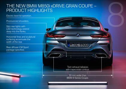 2020 BMW M850i ( G16 ) xDrive Gran Coupé 150