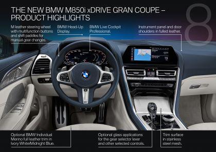 2020 BMW M850i ( G16 ) xDrive Gran Coupé 151