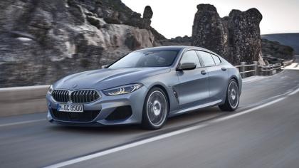 2020 BMW M850i ( G16 ) xDrive Gran Coupé 7