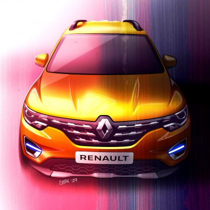 2019 Renault Triber 51