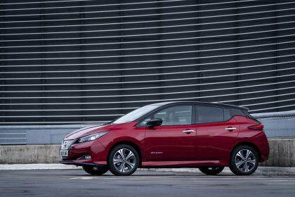 2019 Nissan Leaf e+ 2