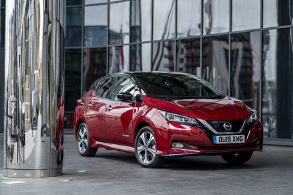 2019 Nissan Leaf e+ 4