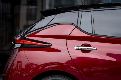 2019 Nissan Leaf e+ 8