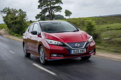 2019 Nissan Leaf e+ 11