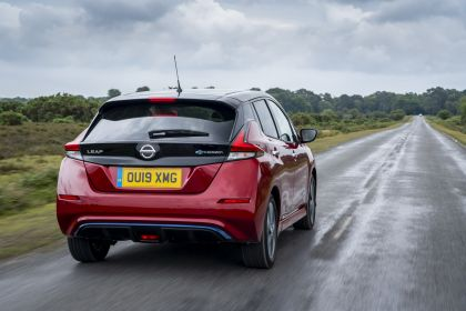2019 Nissan Leaf e+ 15