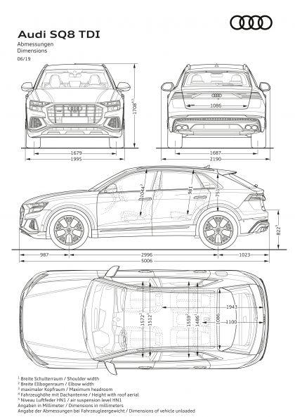 2019 Audi SQ8 TDI 63