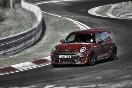 2019 Mini John Cooper Works GP - prototype test at Nürburgring 1