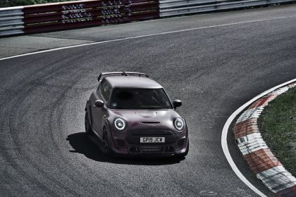 2019 Mini John Cooper Works GP - prototype test at Nürburgring 3
