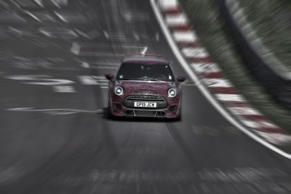2019 Mini John Cooper Works GP - prototype test at Nürburgring 5