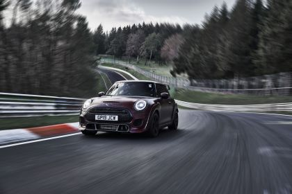 2019 Mini John Cooper Works GP - prototype test at Nürburgring 12