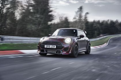 2019 Mini John Cooper Works GP - prototype test at Nürburgring 14