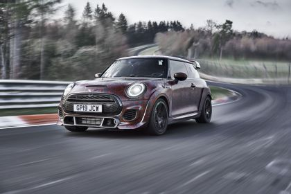 2019 Mini John Cooper Works GP - prototype test at Nürburgring 15