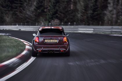 2019 Mini John Cooper Works GP - prototype test at Nürburgring 24