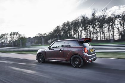 2019 Mini John Cooper Works GP - prototype test at Nürburgring 28