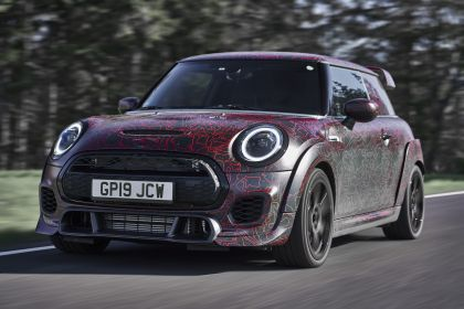 2019 Mini John Cooper Works GP - prototype test at Nürburgring 29