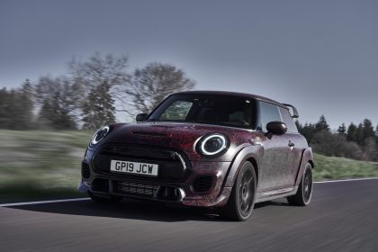 2019 Mini John Cooper Works GP - prototype test at Nürburgring 30