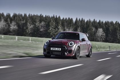 2019 Mini John Cooper Works GP - prototype test at Nürburgring 31