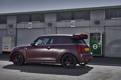 2019 Mini John Cooper Works GP - prototype test at Nürburgring 35