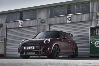 2019 Mini John Cooper Works GP - prototype test at Nürburgring 39