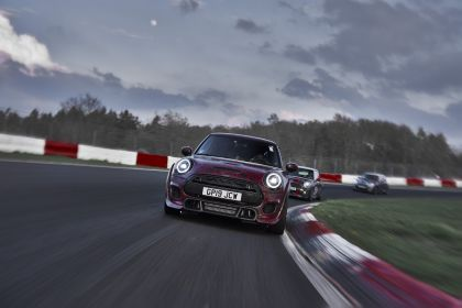 2019 Mini John Cooper Works GP - prototype test at Nürburgring 45