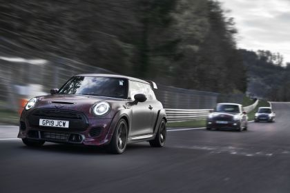 2019 Mini John Cooper Works GP - prototype test at Nürburgring 46