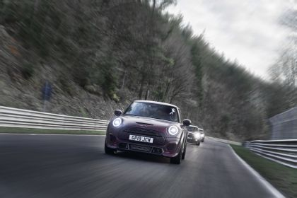 2019 Mini John Cooper Works GP - prototype test at Nürburgring 47