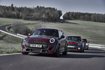 2019 Mini John Cooper Works GP - prototype test at Nürburgring 54