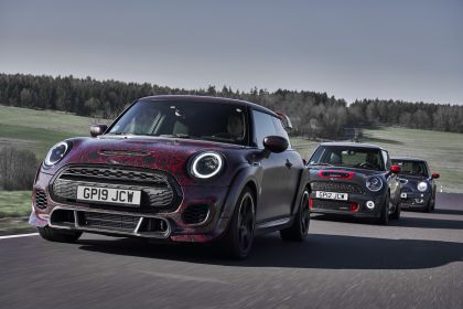2019 Mini John Cooper Works GP - prototype test at Nürburgring 55
