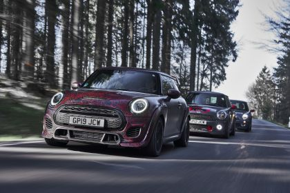 2019 Mini John Cooper Works GP - prototype test at Nürburgring 56